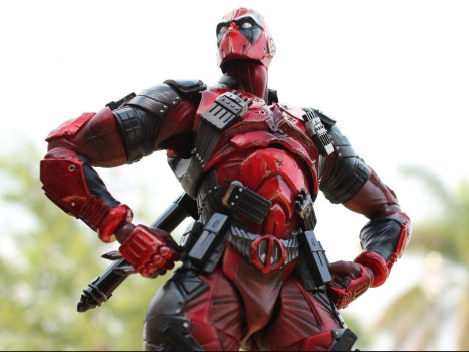 Deadpool Play Arts Kai
