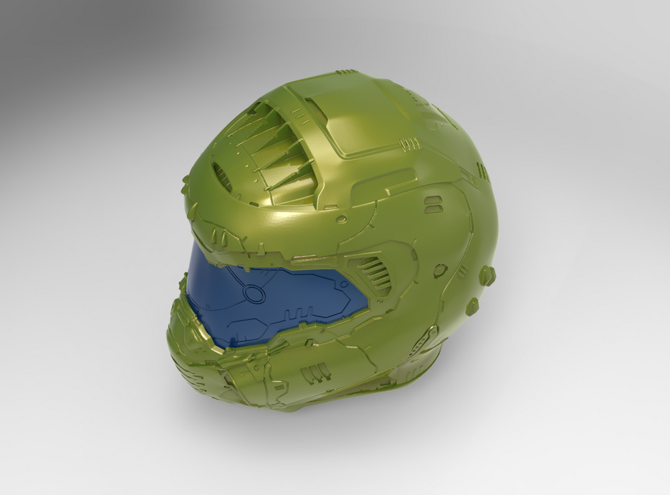 Doom Eternal Helmet