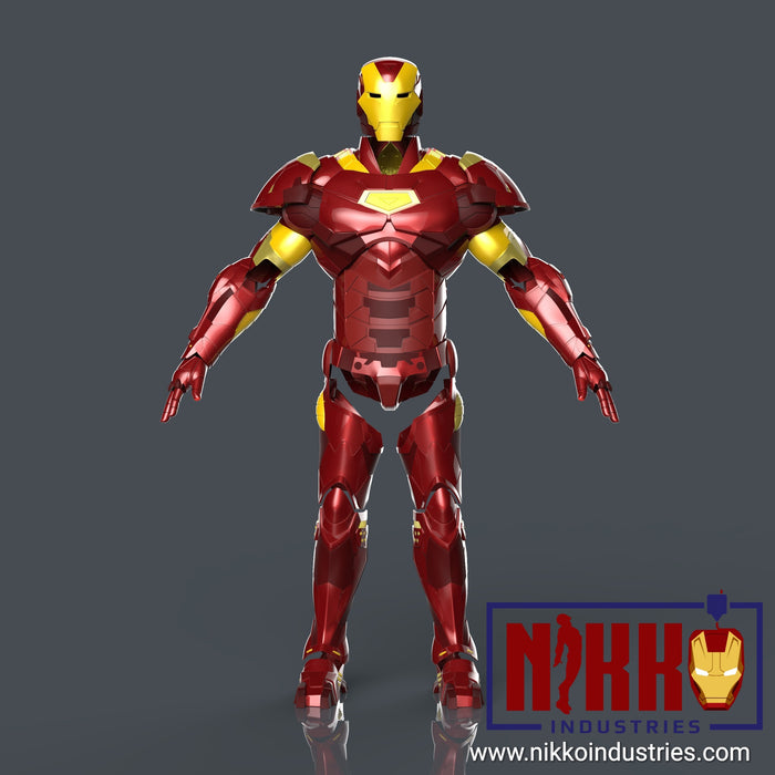 Iron Man Re: Edit Extremis