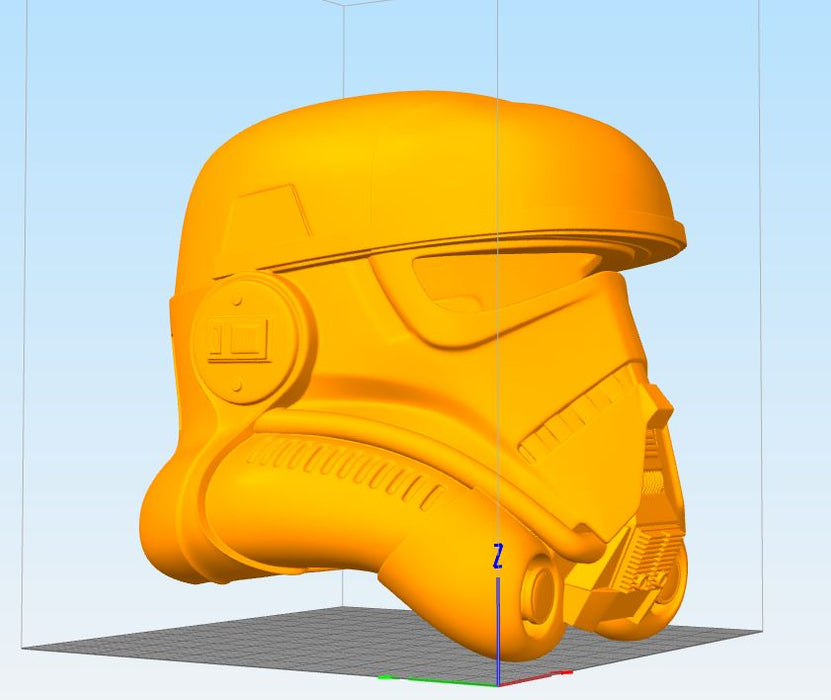 Patrol Trooper Helmet