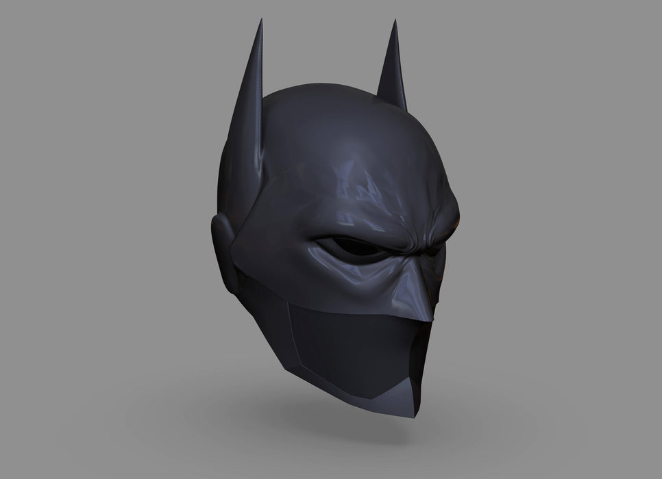 Tim Fox Batman Helmet STL