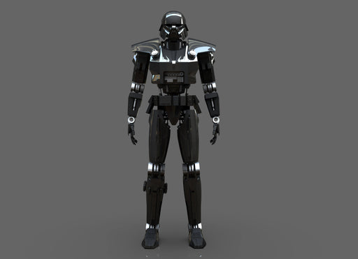 Dark Trooper Droid Version STL - Nikko Industries