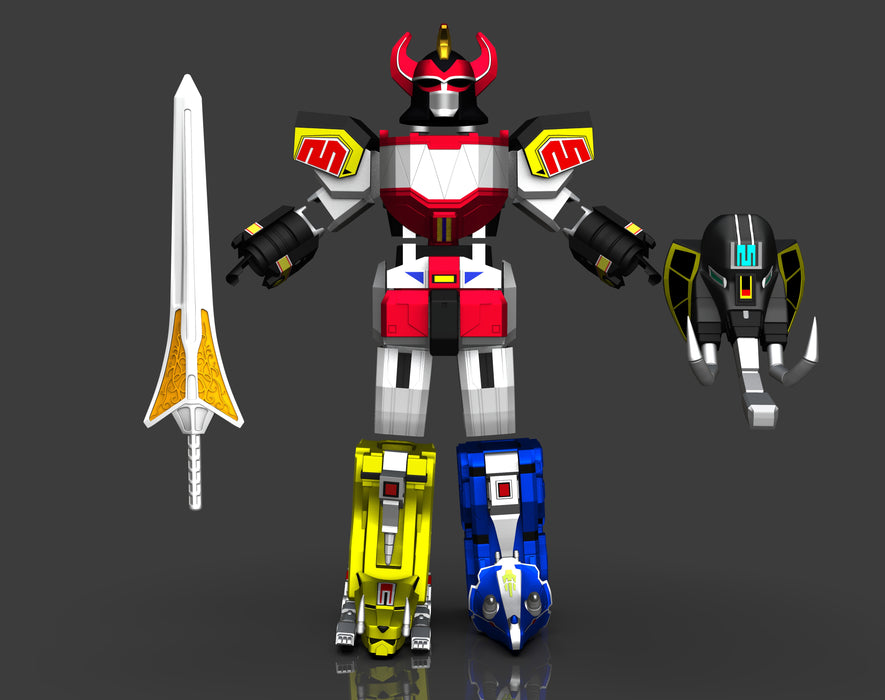 Megazord Armor for Cosplay