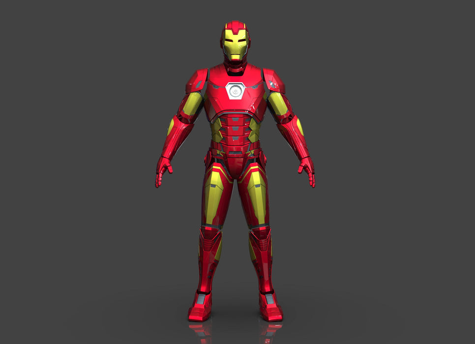 Iron Man Avengers Game