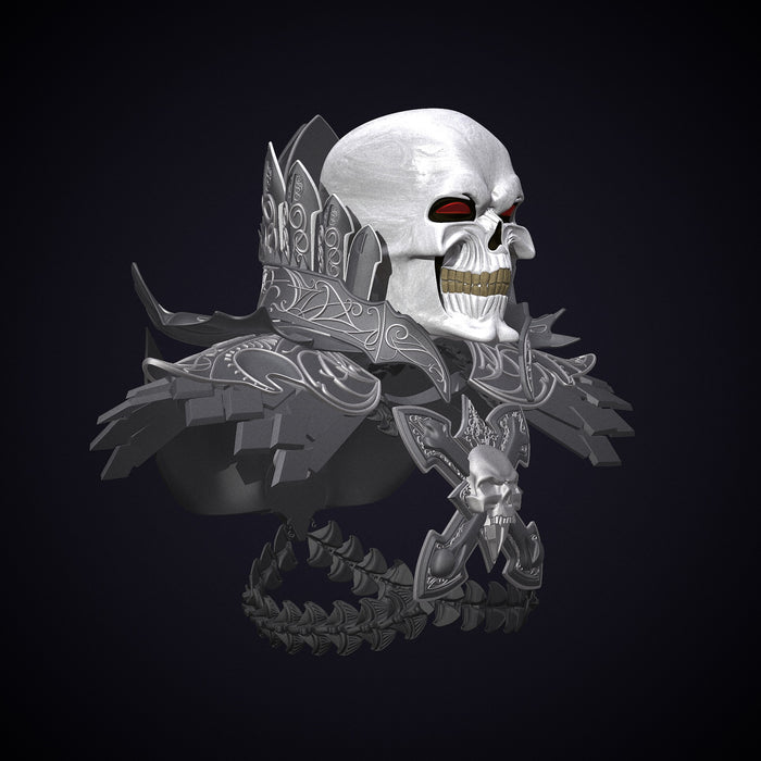 Skeletor Armor stl