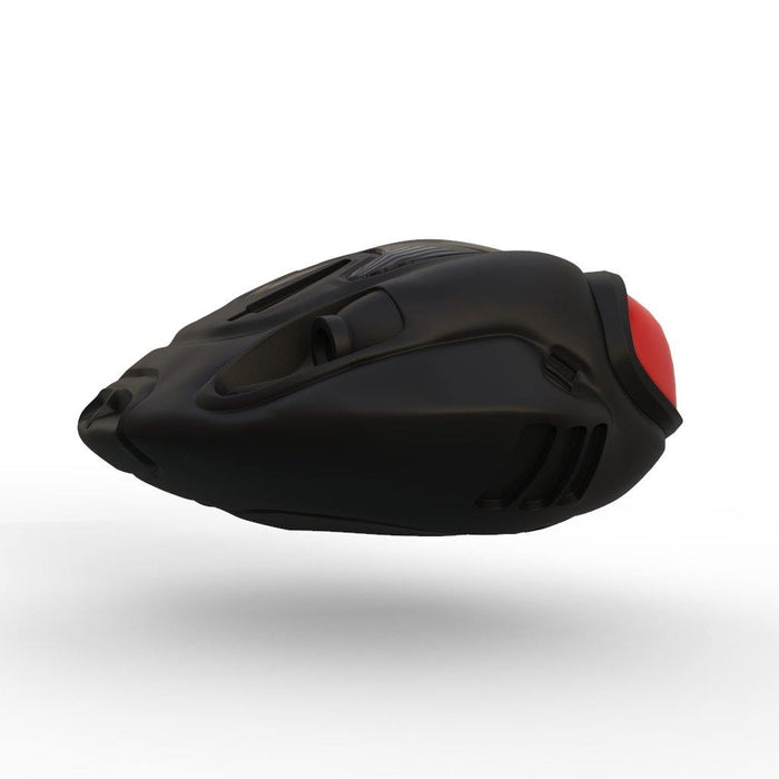 Black Manta Movie Helmet