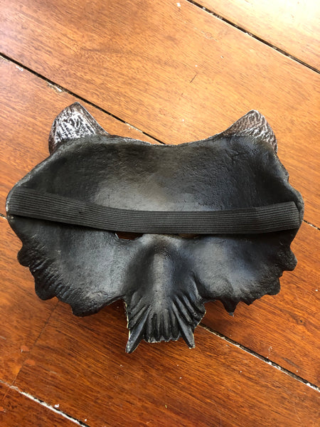 Wolf Mask - for that scary masqueradle look