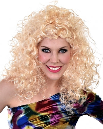 Disco Wig - Blonde or Brown - Queen of the dance floor