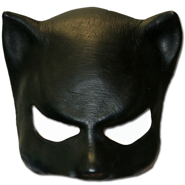 Latex Catwoman Mask