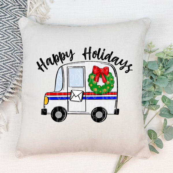 USPS - Happy Holidays