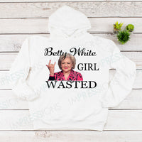 Betty White Girl Wasted