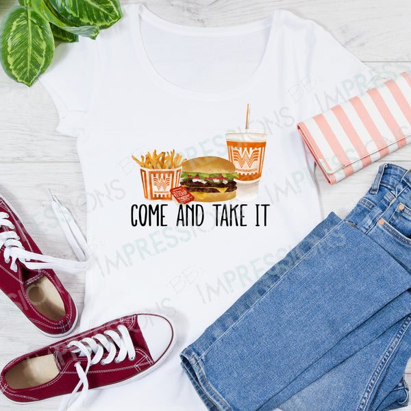 Whataburger - Come and Take It