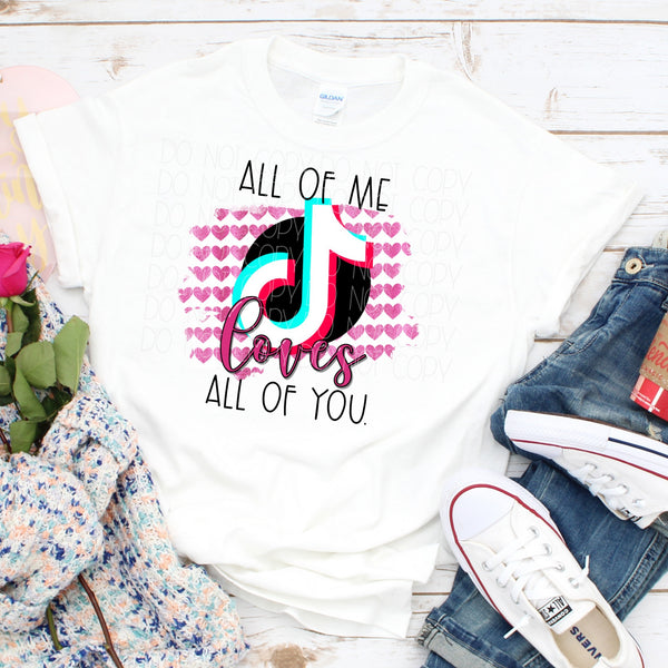 All Of Me Loves All Of You - TikTok