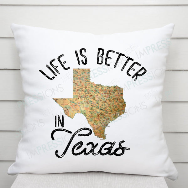 Life is Better in Texas