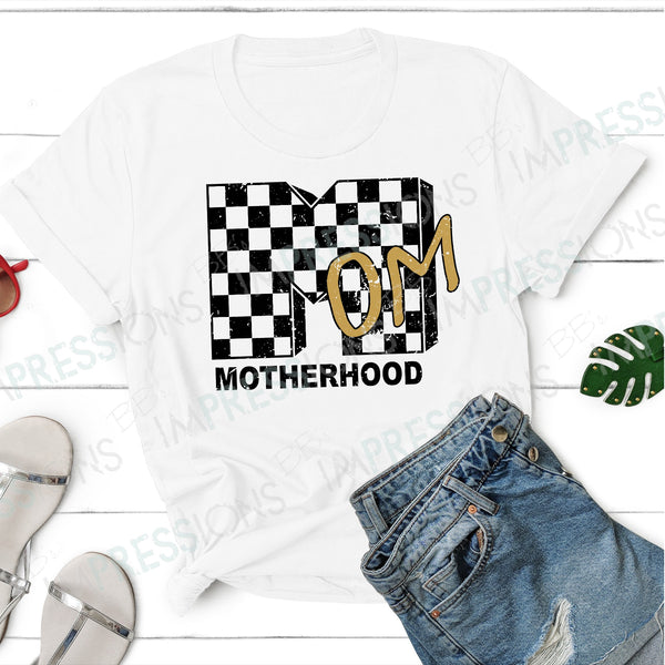Motherhood - MTV Checkerboard