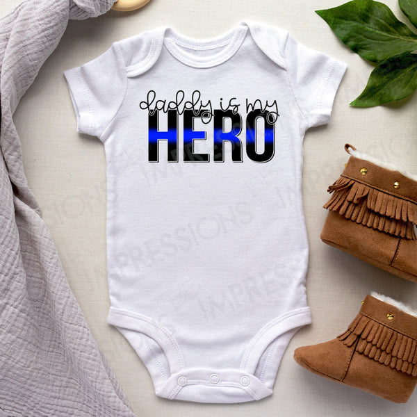 Daddy is My Hero - Police