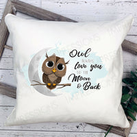 Owl Always Love You to the Moon and Back