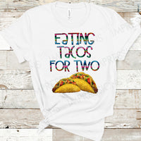 Eating Tacos For Two