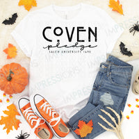 Coven Pledge - Salem University