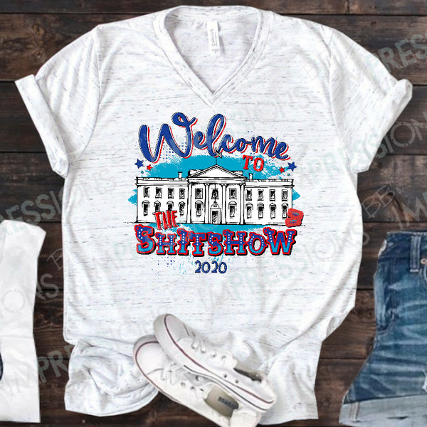 Welcome To The Shitshow 2020