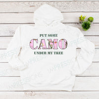 Put Some Camo Under My Tree - Pink
