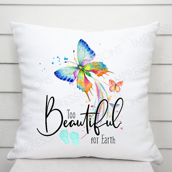 Too Beautiful for Earth - Butterfly