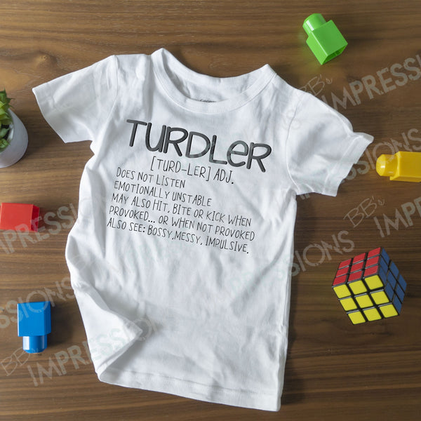 Turdler - Toddler