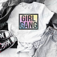 Girl Gang - Rainbow