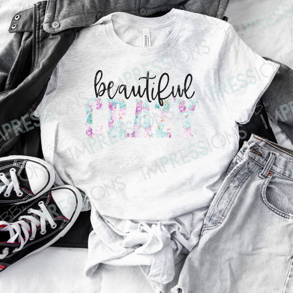 Beautiful Crazy - Floral