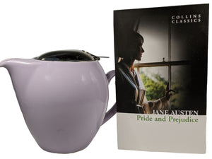 Pride & Prejudice & Pot (of tea)