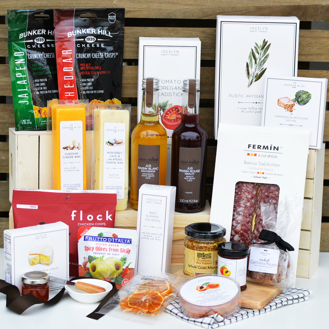 Gourmet Gift Extravaganza - Free Shipping