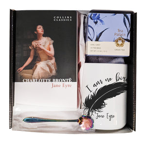 Jane Eyre and Tea Gift Set