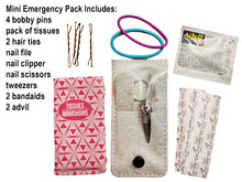 Load image into Gallery viewer, Women's Emergency Kit (Small)