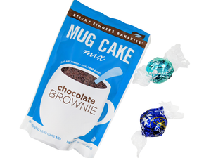 Chocolate Brownie Mug & Mix