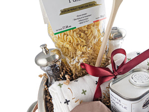 Make Your Own Pasta Basket