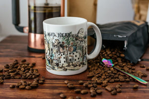 Alice's Adventures in Wonderland Mug