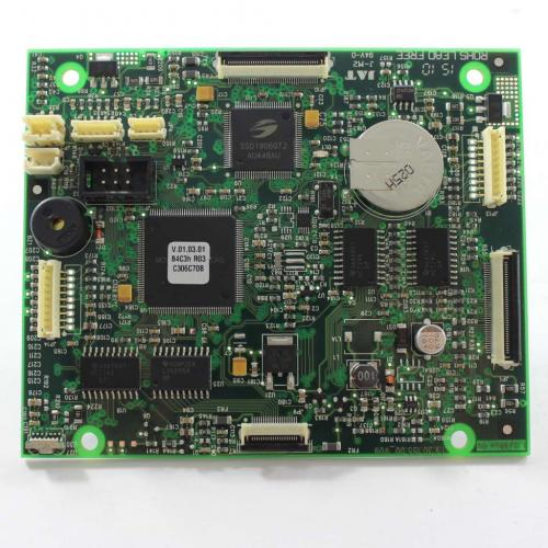 Saeco - Xelsis - CPU+SW ASSY. MYB9/T-H 2 - 11024441