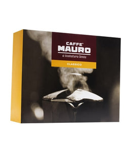 Mauro - Classico Blend - Ground Espresso - Two 8.8oz Bricks (Double Pack)