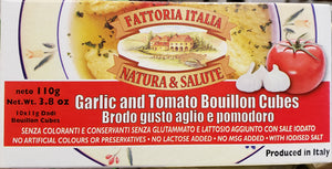 Fattoria Italia - Garlic & Tomato Broth - 110g (3.88 oz)