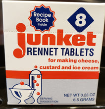 Load image into Gallery viewer, Junket - Rennet Tablets - 6.5 g