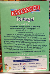 Paneangeli - Tortagel - 3 packets - 42 g