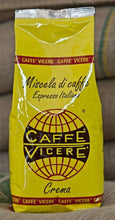 Load image into Gallery viewer, Caffe Vicere - Crema - Espresso Whole Beans - 2.2lb Bag