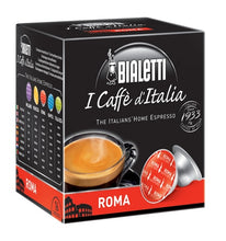 Load image into Gallery viewer, Roma Medium Roast - Capsules for Bialetti Mini Express