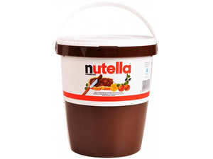 Nutella 6.6 Pound ( 3kg) Jar Made in Italy