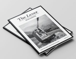 The Lever Magazine - Issue No. 2