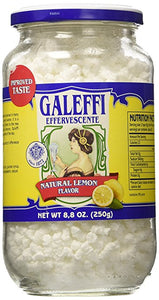 Galeffi - Effervescent Antacid Natural Lemon Flavor, 8.8 Oz (250g)
