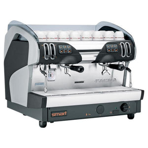 Faema Smart  A 2 Group Commercial Espresso Machine Automatic