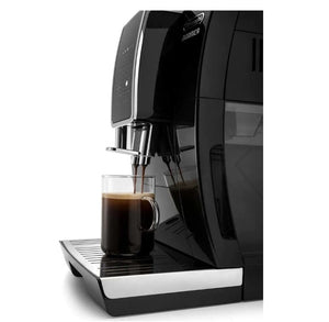 Dinamica Automatic Coffee & Espresso Machine with Iced Coffee, TrueBrew Over Ice, Black - ECAM35020B