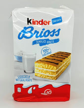 Load image into Gallery viewer, Kinder - Brioss Latte (10pcs) - 270g