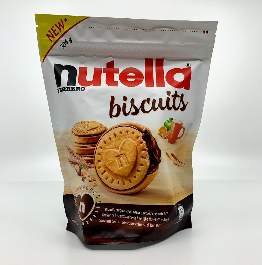 Nutella - Biscuits 304g